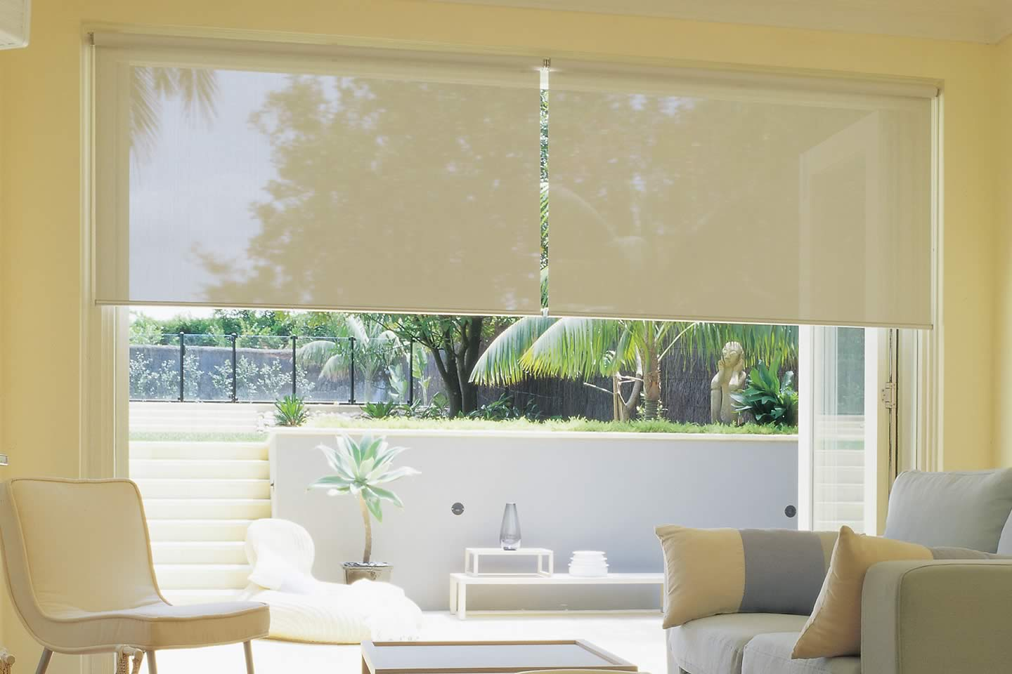 Ambience Multi-Link Blinds