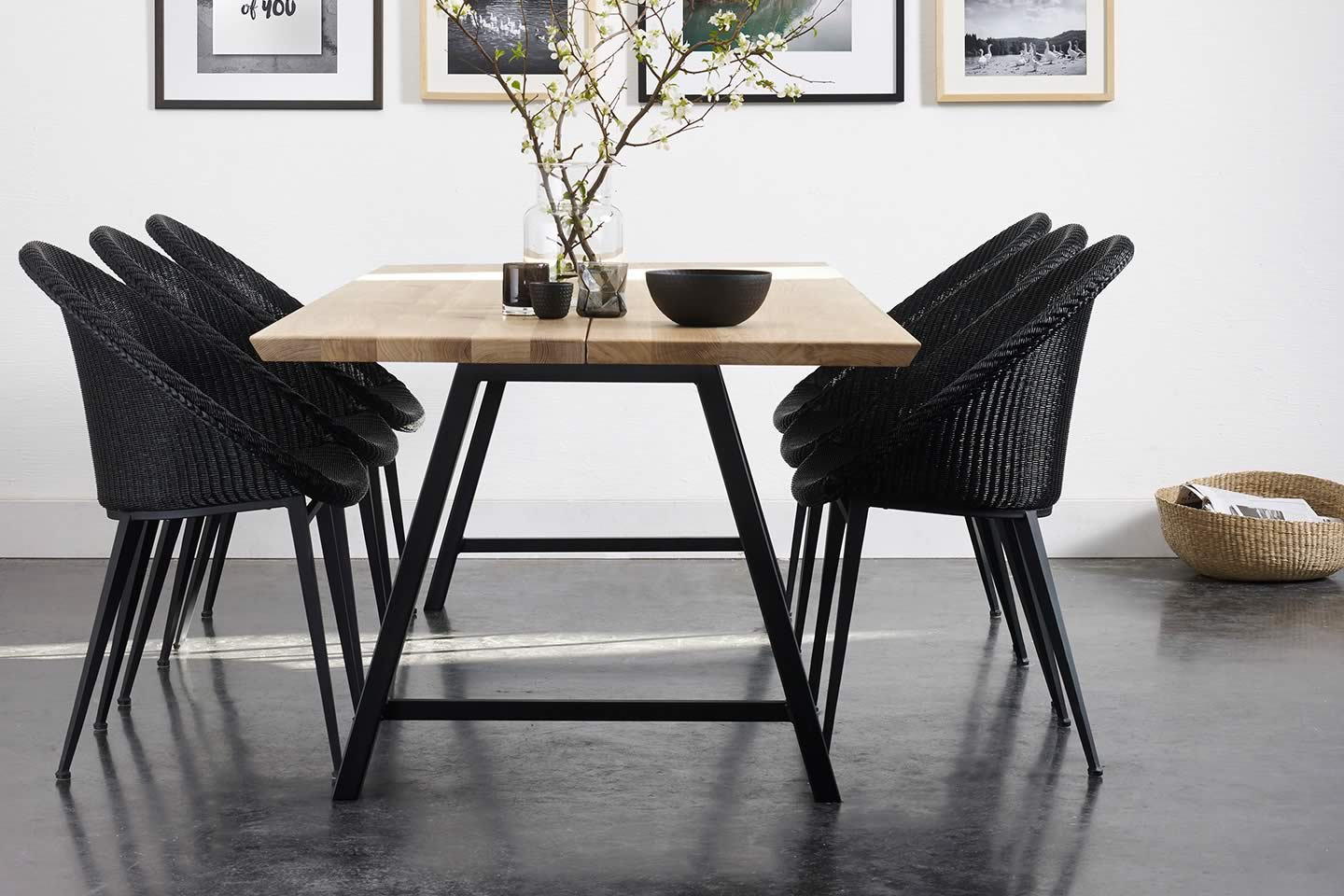 Dining furniture featherston interiors hobart tasmania