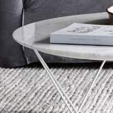 Como Marble Coffee Table